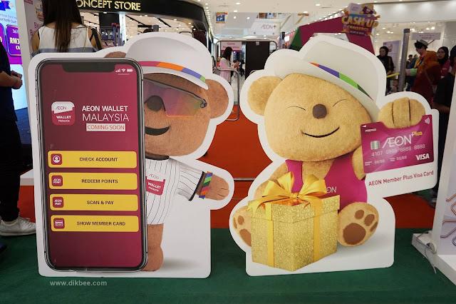 AEON Mall Cash Up Challenge Meriah