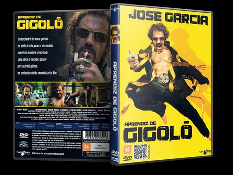 Capa DVD Aprendiz de Gigolô