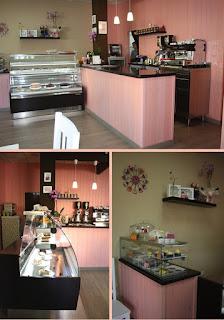 cómo decorar una cafetería
