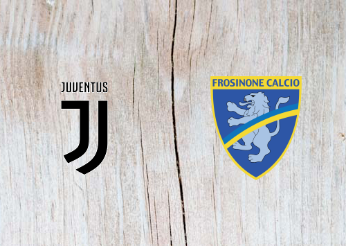 Juventus vs Frosinone Full Match & Highlights 15 February 2019