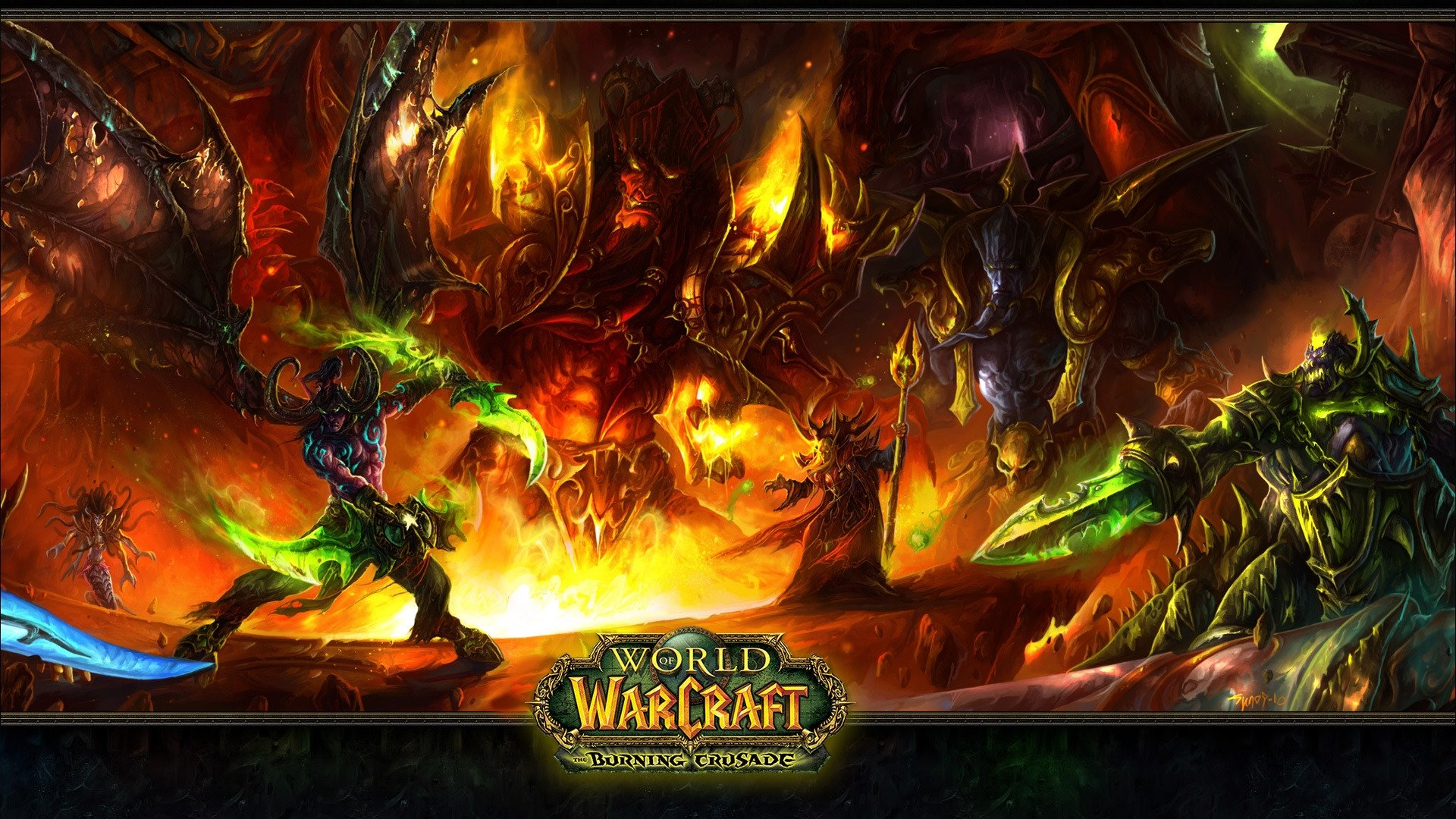 world of warcraft hd wallpapers 4k