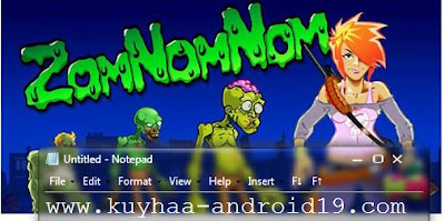 ZOMNOMNOM 1.0 FOR ANDROID