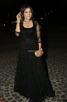 Sakshi Agarwal looks stunning in all black gown at 64th Jio Filmfare Awards South ~  Exclusive 153.JPG