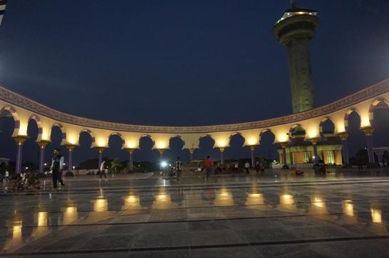Masjid Bergaya Romawi