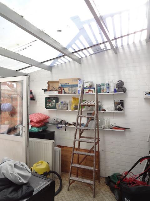 80s conservatory reno