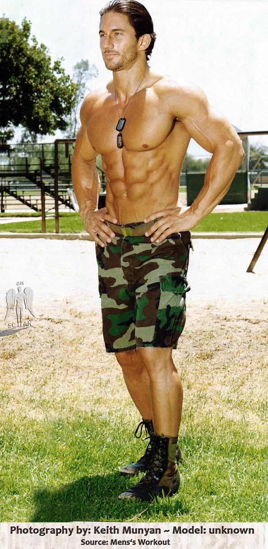 Bodybuilding Healt Improve: Military Exercises