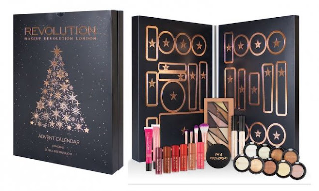 MAKEUP REVOLUTION - ADVENT CALENDAR 2017