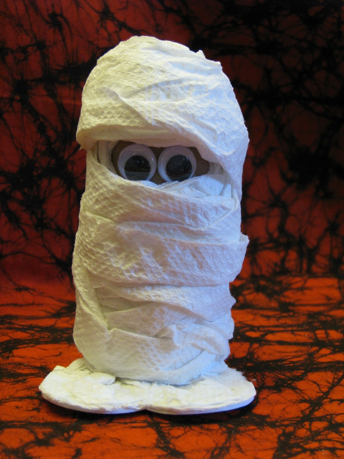paper roll mummy craft potionsmith toilet paper roll mummy 5128