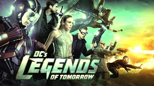 "English Tv Series DC's Legends of Tomorrow: ""Phone Home"" Review"