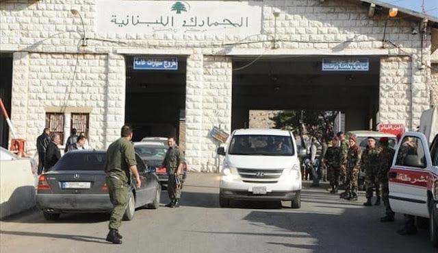"""السيارات السورية في لبنان على """"حافة التطفيش""""؟."""