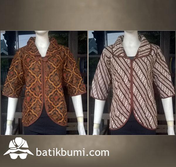 Bolero Bolak Balik Batik DBT 093