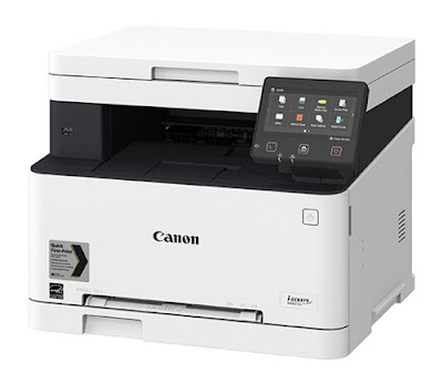 Cn printer is the simplest of 6 multifunctional devices to convey fresh air current into the bra Canon i-Sensys MF631Cn Driver Download