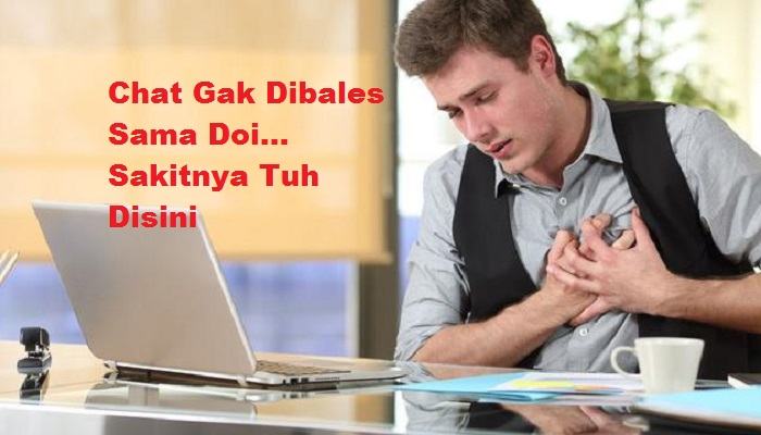 10 Meme Chat Gak Dibales Sama Doi Ini Lucunya Nyesek Banget