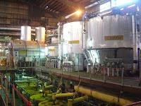 sugarcane milling plant