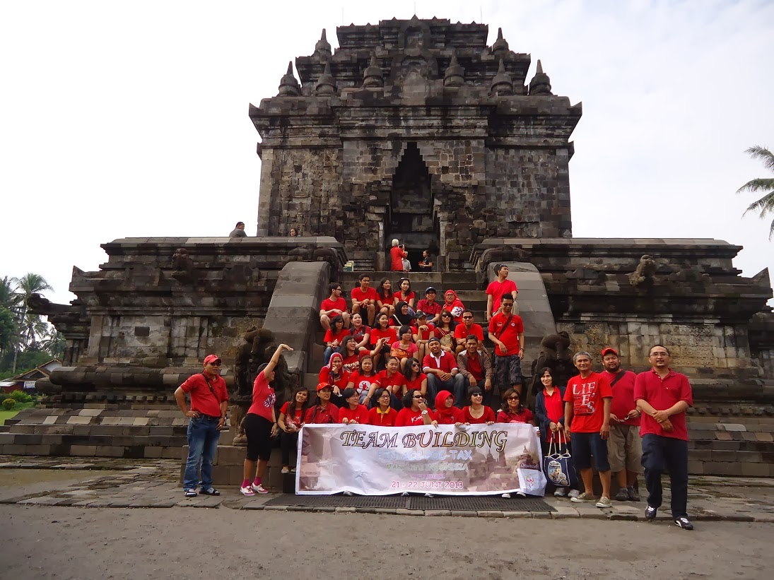 company gathering outing jogja