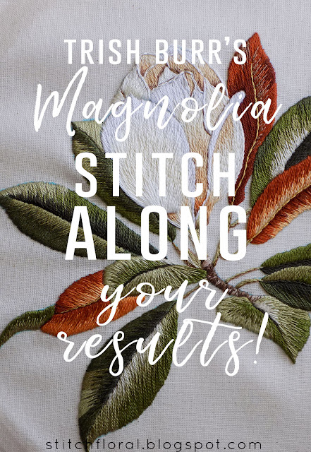 Magnolia Stitch Along: Your results!