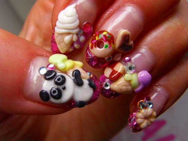 3d Scanner Image 3d Nails