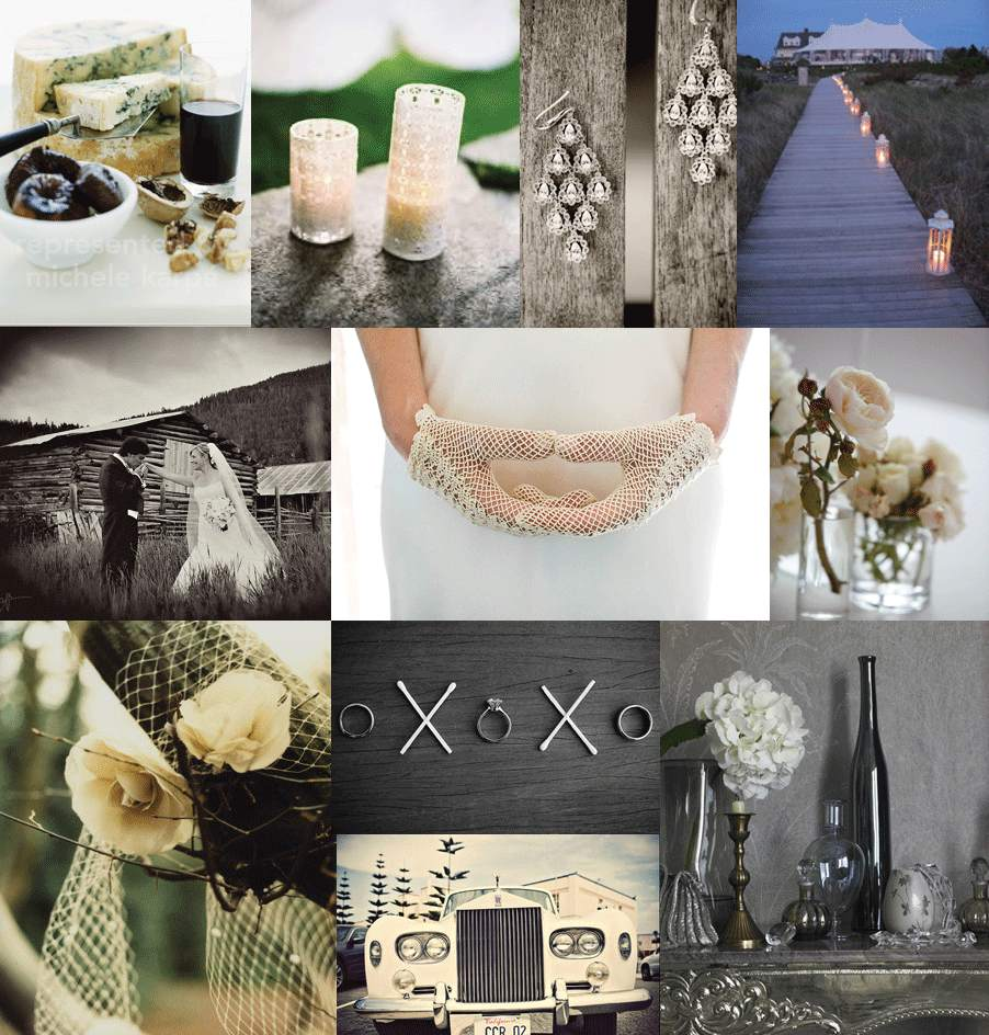 Elegant Rustic Wedding Ideas: DreamGroup Wedding & Event Planners: Monday's Montage