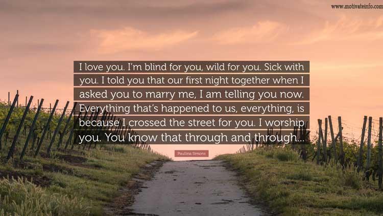 LoveSick Quotes
