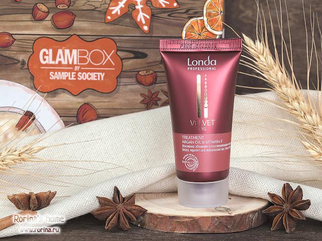 Londa Professional Профессиональное средство (маска) Velvet Oil с аргановым маслом: отзывы
