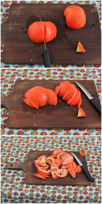 como fazer salada simples