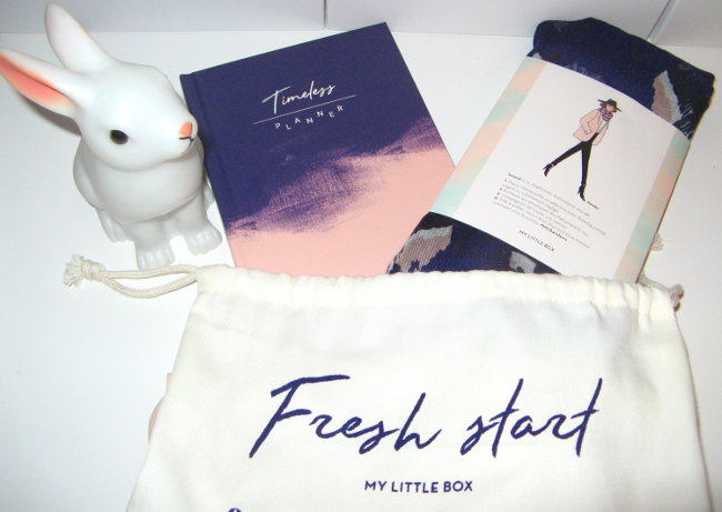 My Little Fresh Start Box