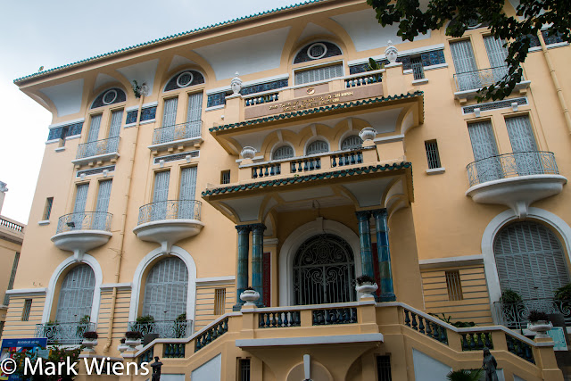 Fine Arts Museum Ho Chi Minh City