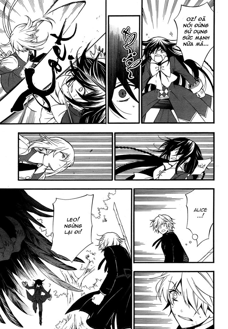 Pandora Hearts chương 065 - retrace: lxv collapse trang 25
