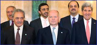 Qatar a reconnu que l'aide militaire envoyée à l'opposition syrienne