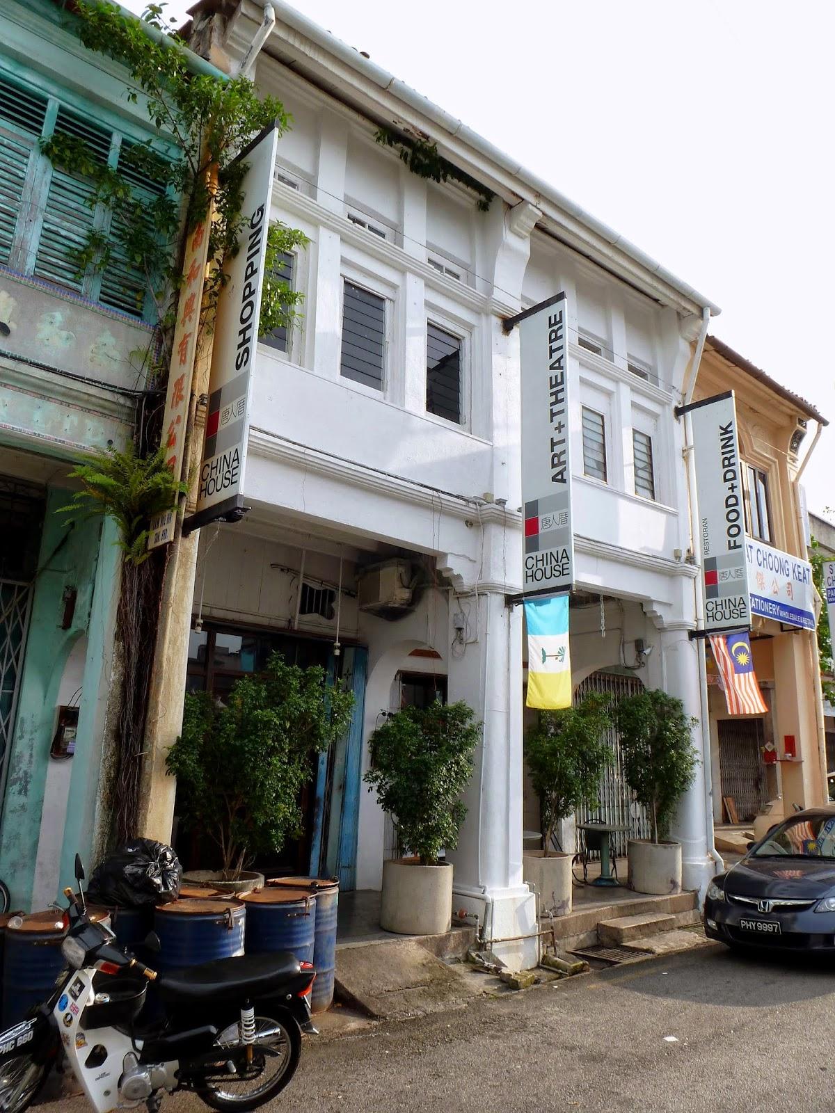 Muntri Street Cafe