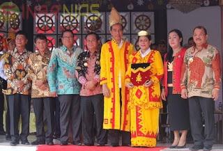 Jokowi Kunjungi Nias