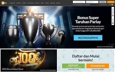 188BET Link Alternatif Terbaru 2018
