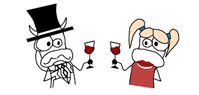 beaux-vin blog déguster vin rouge à lèvres
