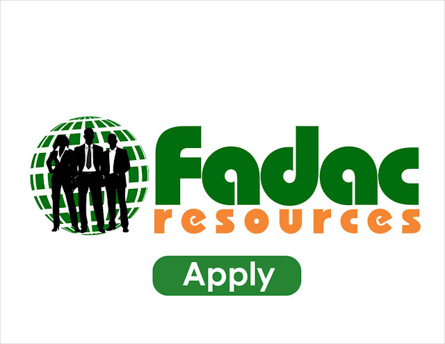 Latest Fadac Resources Recruitment 2018