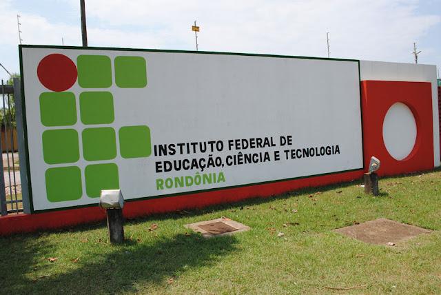 Ifro abre 57 vagas para cursos técnicos no campus de Cacoal