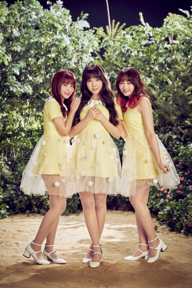 Yua Mikami Become a K-Pop Girl Group Member With Two JAV Star