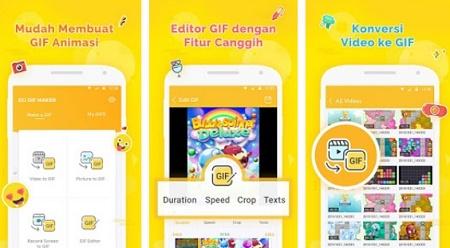 aplikasi membuat gif pada hp android