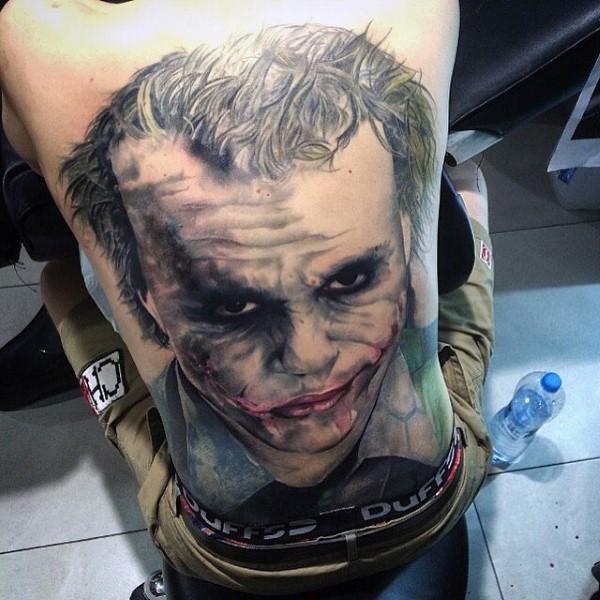 Joker Tattoo Designs For Men Tumblr Tattoos 2019