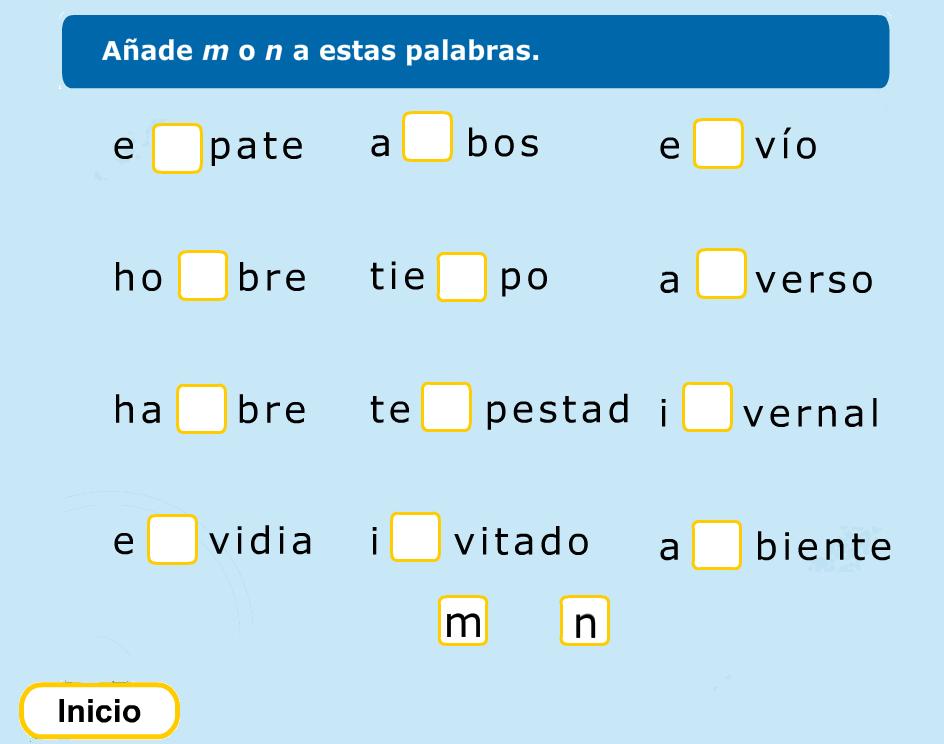 http://www.primerodecarlos.com/TERCERO_PRIMARIA/enero/Unidad_7/lengua/actividades/m_antes_p_b/indice.swf