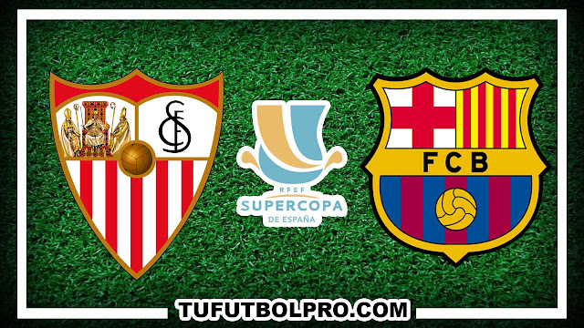 Ver Sevilla vs Barcelona EN VIVO Por Internet