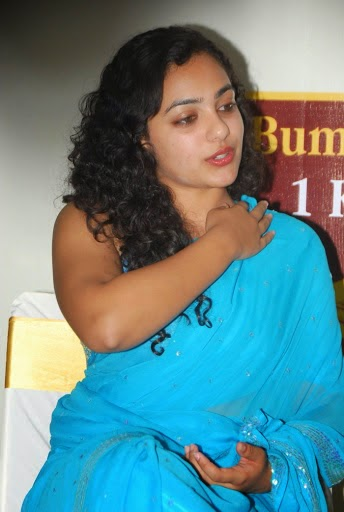 Actress NithyaMenon Latest HD Images