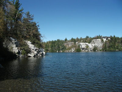 Lake Minnewaska with Hiking
