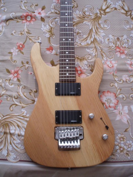 Guitar World Homemade Guitars-5643