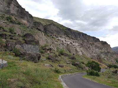 Ciudad cueva de Vardzia