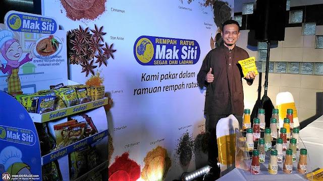 Rempah Ratus Mak Siti,
