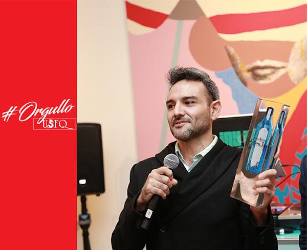Carlos Torres-Machado ganó la '8th ANNUAL BOMBAY SAPHIRE ARTISAN SERIES' en New York