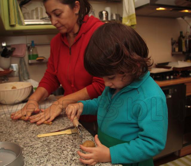 biscotti da inzuppo zenzero e cannella