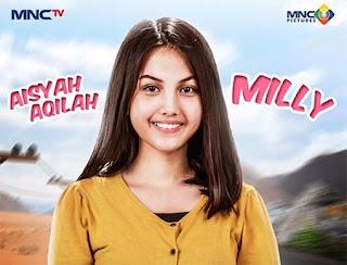 Milly / Mili di Fatih di Kampung Jawara 4