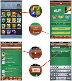 Cara Menambahkan Teman di Game Center Di iPhone Dan iPad