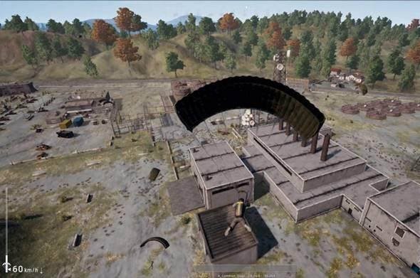 Lokasi Rahasia di PUBG Mobile military base